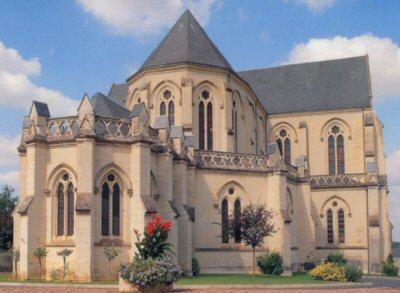 Chapelle Notre dame de Thenais